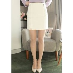 MyFiona - Zip-Back Pencil Skirt