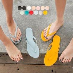 PPGIRL - Colored Flip-Flops