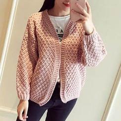 Asally - Knit Jacket