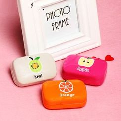 Lens Kingdom - Fruit Printed Contact Lens Case