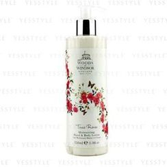 Woods Of Windsor - True Rose Moisturising Hand and Body Lotion