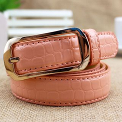 Coco Rush - Faux Leather Belt