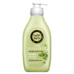 HAPPY BATH - Lime Fresh Body Wash 900ml