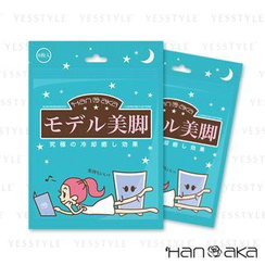 HANAKA - Relaxing Cool Patch (for Leg with Slim Ingredients)