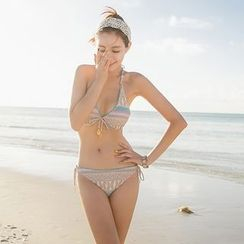 Tamtam Beach - Patterned Bikini Set