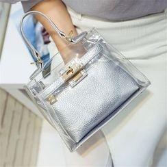Nautilus Bags - Transparent Hand Bag