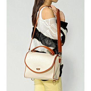 59 Seconds - Convertible Bow-Accent Shoulder Bag