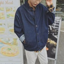 Arthur Look - Denim Loose-fit Jacket