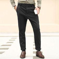 Mannmix - Pinstripe Pants