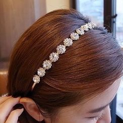 Diplet - Rhinestone Hair Band