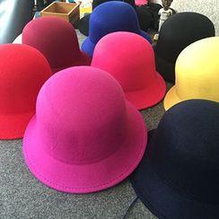 Hats 'n' Tales - Plain Cloche Hat