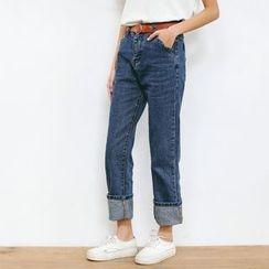 MOJIN - Straight-Leg Jeans