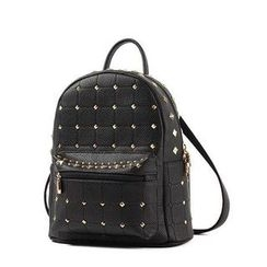 Princess Carousel - Studded Backpack