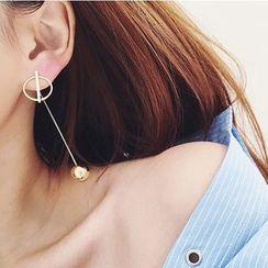 Gioia - Ball Drop Earrings