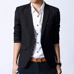 Bluewind - Single Button Blazer
