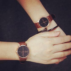 Tacka Watches - Couple Waterproof Strap Watch