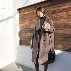 forever fair - Double-breasted Wool Coat