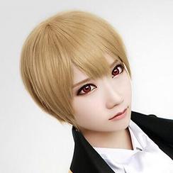 HSIU - Gin Tama Okita Sougo Cosplay Wig