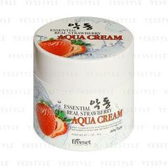 Freeset - Essential Real Strawberry Aqua Cream (Moisture Jelly Type)