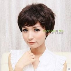 Sankins - Short Full Wig - Straight