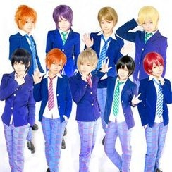 Ghost Cos Wigs - LoveLive! Male Version Uniform Cosplay Costume