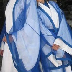 Komomo - The Butterfly Lovers Matching Couple Cosplay Costume