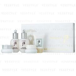 The History of Whoo - Gonginhyang Seol Special Set (5 items): Balancer 20ml + Lotion 20ml + Cream 4ml + Intensive 4ml + Foam 13ml