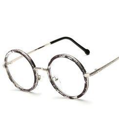 AORON - Blue Light Filter Round Glasses