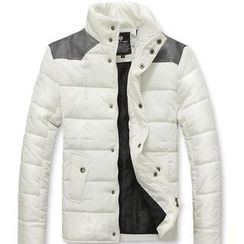 Alvicio - Stand Collar Padded Jacket