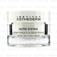 Esthederm - Nutri System Royal Jelly Vital Cream