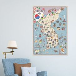 BABOSARANG - Korea Heritage Map (L)