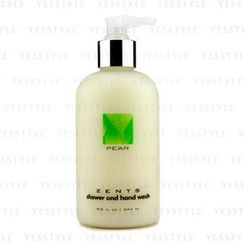 Zents - Pear Shower and Hand Wash