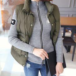 DANI LOVE - Dual Pocket Padded Vest