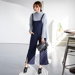 Tokyo Fashion - Striped Jumper Pants