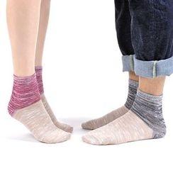 Aeoo - 配色襪