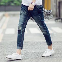 JVR - Distressed Skinny Jeans