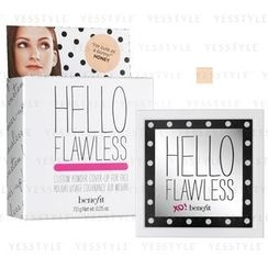 Benefit - Hello Flawless! Powder Foundation (Champagne Me, Vain?)