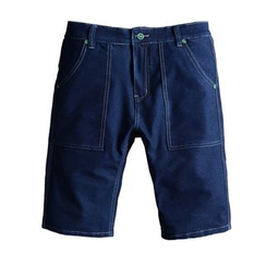 EAST Fox - Denim Shorts