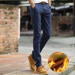 Kaleido - Straight-Leg Pants