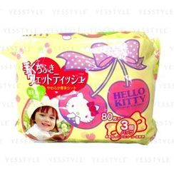 LEC - Water 99.9% Hello Kitty Baby Wipes (Limited Edition)