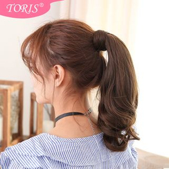 Toris - Short Ponytail - Curly