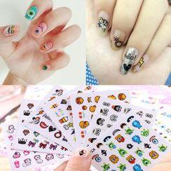 Coolgirl - 印花指甲貼