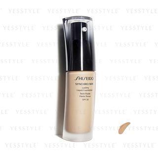 Shiseido - Synchro Skin Lasting Liquid Foundation SPF 20 (Golden 2)