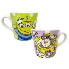 T'S Factory - Toy Story Mug Set (Alien & Buzz)