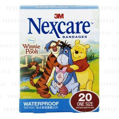 3M - Nexcare Bandages Tattoo Waterproof (Winnie the Pooh)