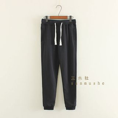 Mushi - Plain Sweatpants