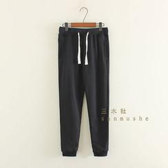 三木社 - 純色運動褲