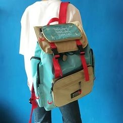 FROME - Color Block Backpack