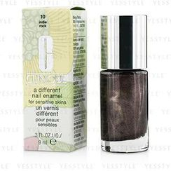 Clinique 倩碧 - A Different Nail Enamel For Sensitive Skins - #10 Indie Rock