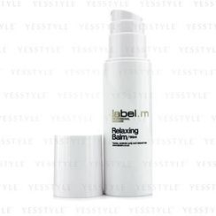 Label M - Relaxing Balm